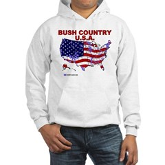 Bush Country USA (County) Hoodie