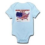 Bush Country USA (County) Infant Creeper