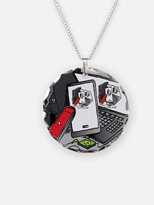 Tech Frenzy 2015 Necklace
