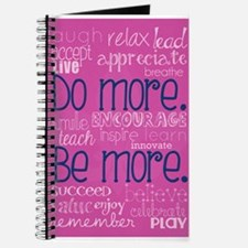 Cute Motivational exercise Journal