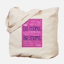 Cute Weight loss motivation Tote Bag