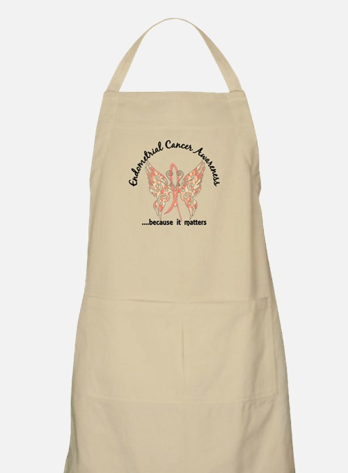 Endometrial Cancer Butterfly 6.1 Apron