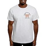 Endometrial cancer Light T-Shirt