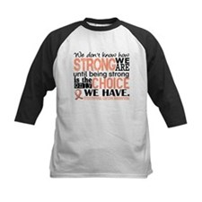 Endometrial Cancer HowStrongW Tee