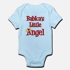 Babka's Little Angel Body Suit