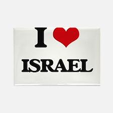 I Love Israel Magnets