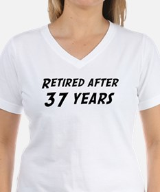 Retired after 37 years Shirt