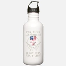 Born And Raised Protec Water Bottle