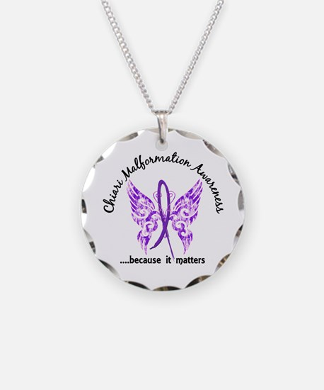Chiari Butterfly 6.1 Necklace