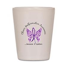 Chiari Butterfly 6.1 Shot Glass
