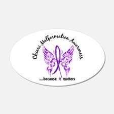 Chiari Butterfly 6.1 Wall Decal