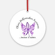Chiari Butterfly 6.1 Ornament (Round)