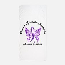 Chiari Butterfly 6.1 Beach Towel