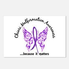 Chiari Butterfly 6.1 Postcards (Package of 8)