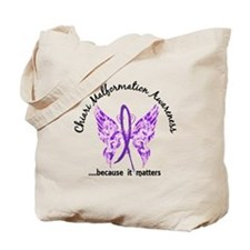 Chiari Butterfly 6.1 Tote Bag