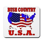 Bush Country USA Mousepad