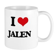 I Love Jalen Mugs