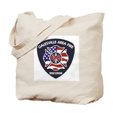 Galesville Area Fire Department Tote Bag