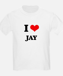 I Love Jay T-Shirt