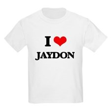 I Love Jaydon T-Shirt