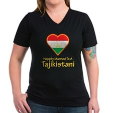 Married To A Tajikistani Shirt