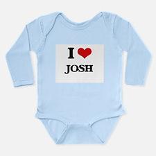 I Love Josh Body Suit