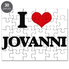 I Love Jovanni Puzzle