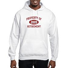 2009: Property of Retirement Hoodie