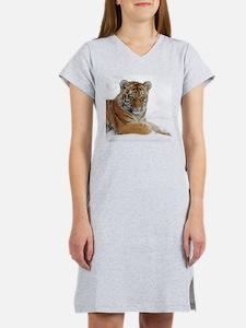 Tiger_2015_0104 Women's Nightshirt