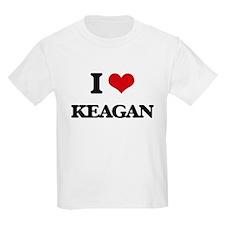 I Love Keagan T-Shirt