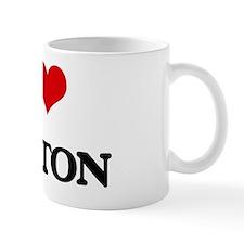 Cute I love keaton Mug