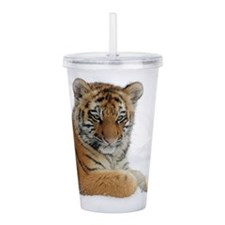Tiger_2015_0104 Acrylic Double-wall Tumbler