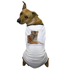 Tiger_2015_0104 Dog T-Shirt