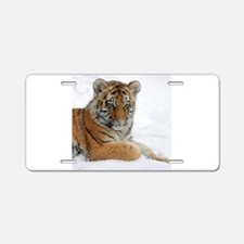 Tiger_2015_0104 Aluminum License Plate