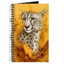 Cheetah Portrait ~ Journal