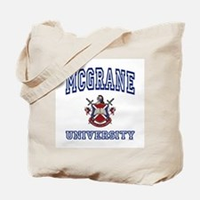 MCGRANE University Tote Bag