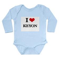 I Love Keyon Body Suit