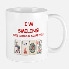 mahjong joke Mugs
