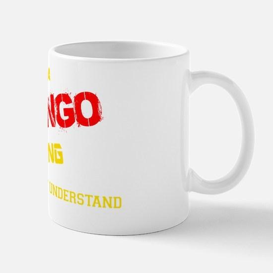 Unique Chango Mug
