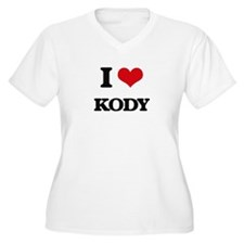I Love Kody Plus Size T-Shirt