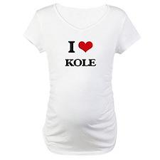 I Love Kole Shirt