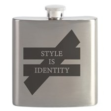 Style Is Identity Flask