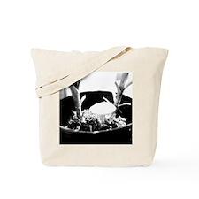 Lone Mushroom Tote Bag