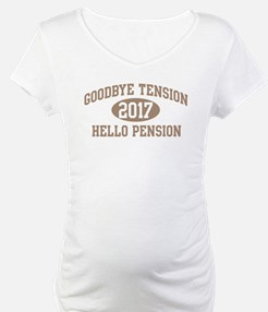 Hello Pension 2017 Shirt