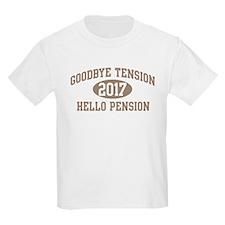 Hello Pension 2017 T-Shirt