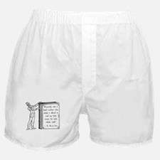Shaw on Censorship<br> Boxer Shorts