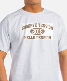 Hello Pension 2015 T-Shirt