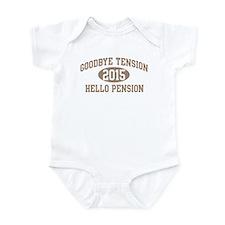 Hello Pension 2015 Infant Bodysuit