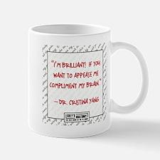 I'M BRILLIANT Mug