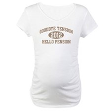 Hello Pension 2012 Shirt